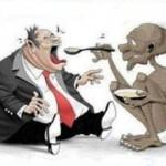 Korupsi, Akill-isme, Tuhan dan Perlawanan