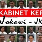 Badai Kabinet Baru Jokowi