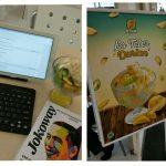Es Teler Durian Dan Jokowi